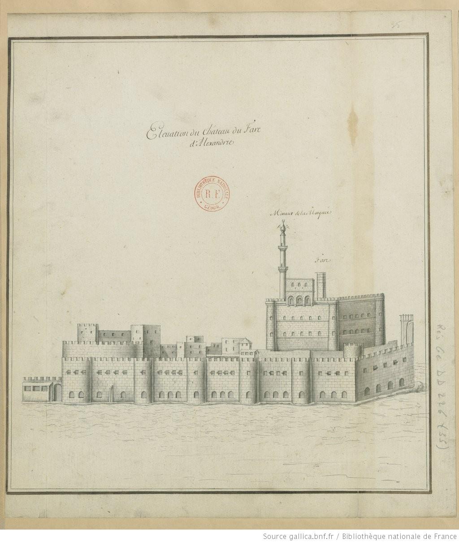 Elévation_du_château_du_Fare_[...]Gravier_Étienne_btv1b55000401n